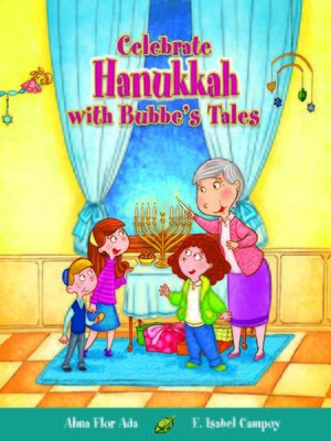 cover image of Celebrate Hanukkah with with Bubbe's Tales