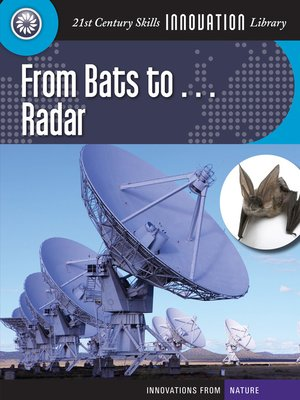 cover image of From Bats to... Radar