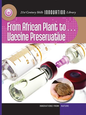 cover image of From African Plant to Vaccine Preservation