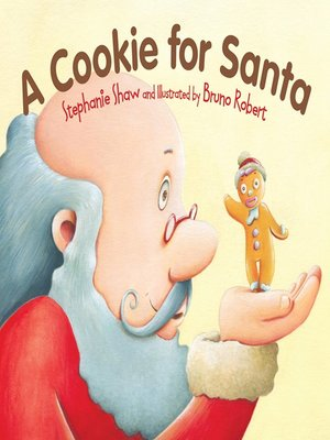 cover image of A Cookie for Santa