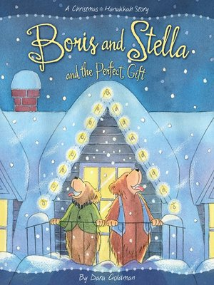cover image of Boris and Stella and the Perfect Gift
