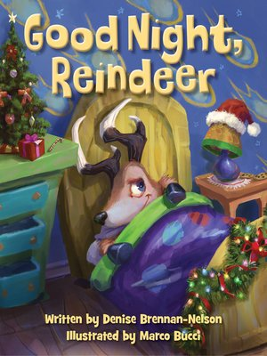 cover image of Good Night, Reindeer