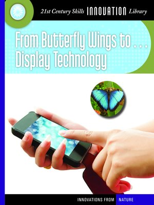 cover image of From Butterfly Wings to Display Technology