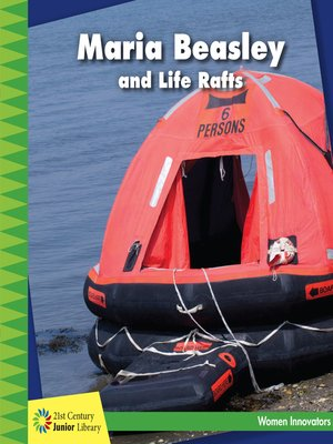 cover image of Maria Beasley and Life Rafts