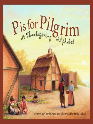 cover image of P Is for Pilgrim