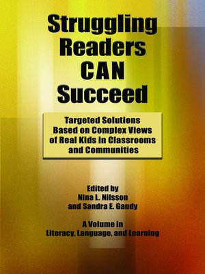cover image of Struggling Readers Can Succeed