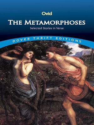 tales from ovid essay The tale of midas the hospitality of impatient longs to make the first essay note that the line numbers refer to this edition, not to ovid's latin text.