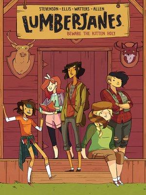 cover image of Lumberjanes Volume 1