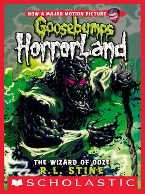 cover image of The Wizard of Ooze