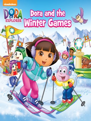 cover image of Dora and the Winter Games