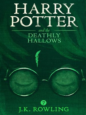 cover image of Harry Potter and the Deathly Hallows