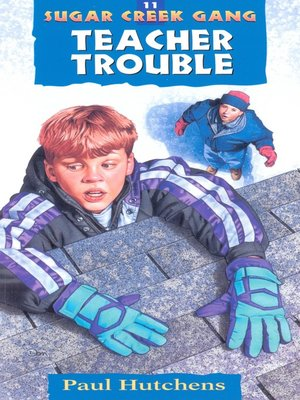 cover image of Teacher Trouble