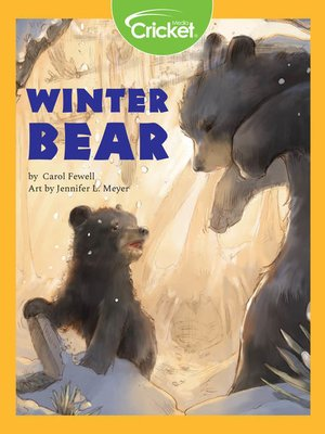 cover image of Winter Bear