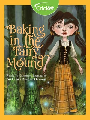 cover image of Baking in the Fairy Mound