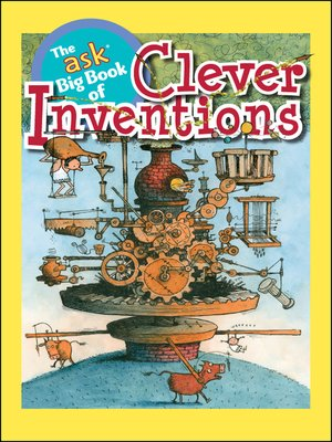 cover image of Clever Inventions