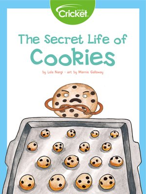 cover image of The Secret Life of Cookies