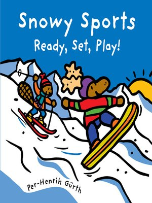 cover image of Snowy Sports