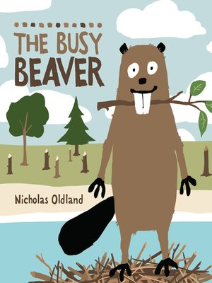 cover image of The Busy Beaver