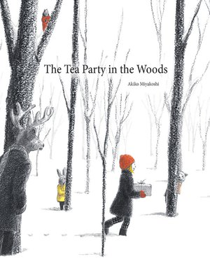 cover image of The Tea Party in the Woods