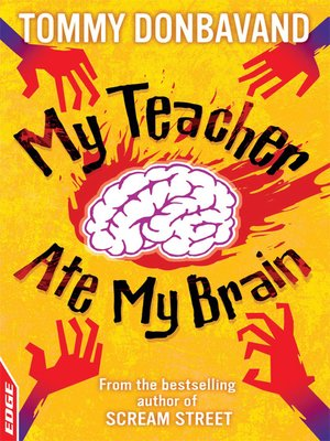 cover image of EDGE: A Rivets Short Story: My Teacher Ate My Brain