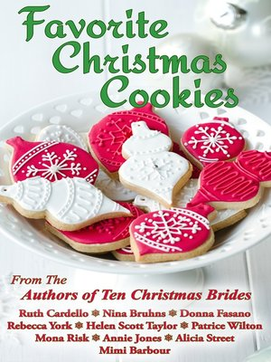 cover image of Favorite Christmas Cookies