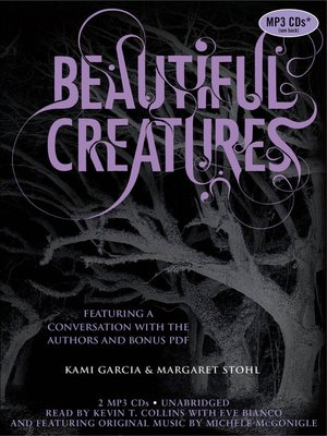 cover image of Beautiful Creatures