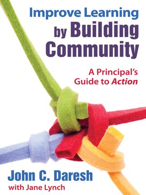 cover image of Improve Learning by Building Community