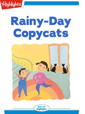 cover image of Rainy-Day Copycats