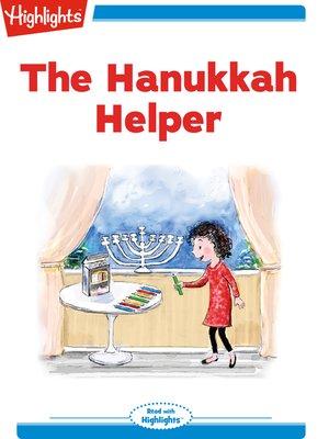 cover image of The Hanukkah Helper