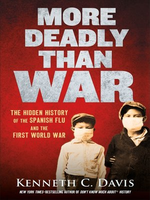 cover image of More Deadly Than War