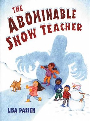 cover image of The Abominable Snow Teacher