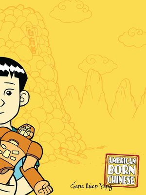 cover image of American Born Chinese