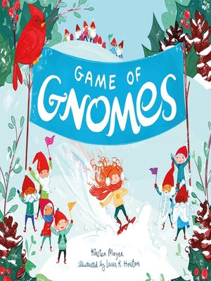 cover image of Game of Gnomes
