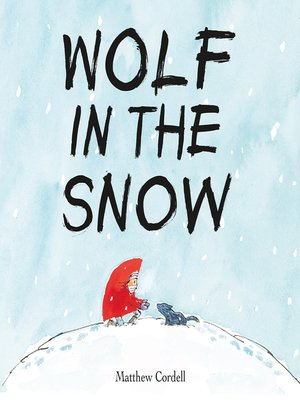 cover image of Wolf in the Snow