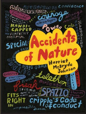 cover image of Accidents of Nature
