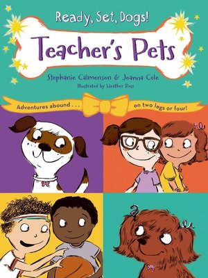 cover image of Teacher's Pets