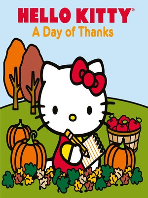 cover image of Hello Kitty A Day of Thanks