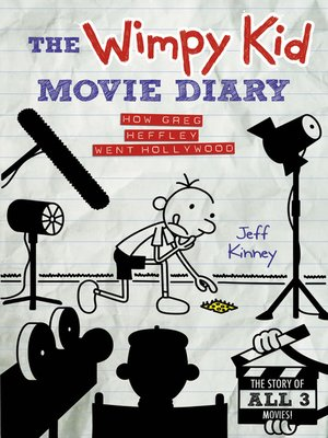cover image of The Wimpy Kid Movie Diary