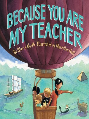 cover image of Because You Are My Teacher
