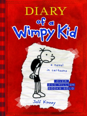 cover image of Diary of a Wimpy Kid