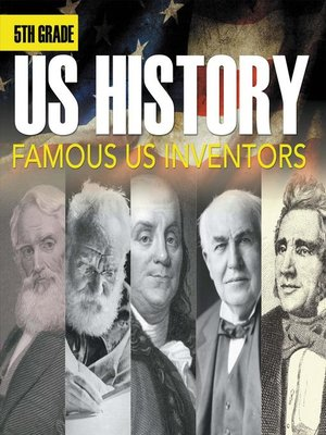 cover image of 5th Grade US History - Famous US Inventors