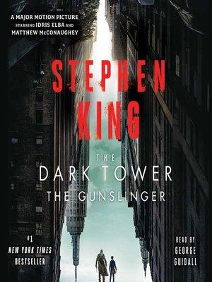 cover image of The Gunslinger