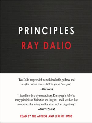 cover image of Principles