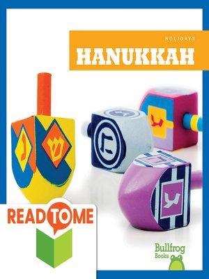 cover image of Hanukkah (Readalong Edition)