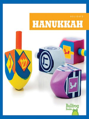 cover image of Hanukkah