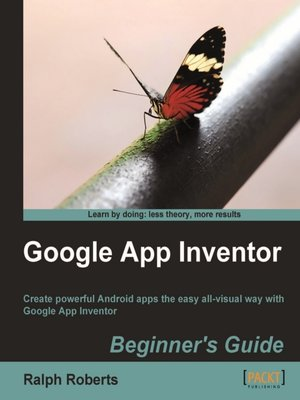 cover image of Google App Inventor