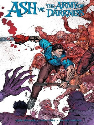 cover image of Ash vs. The Army of Darkness