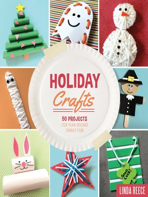 cover image of Holiday Crafts