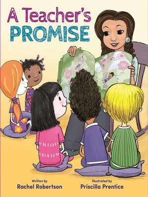 cover image of A Teacher's Promise