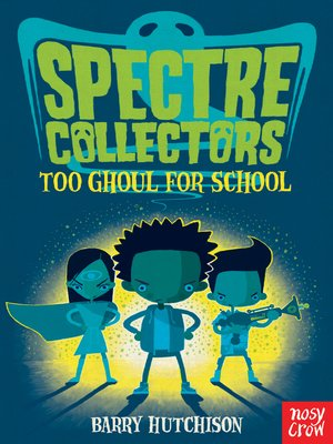 cover image of Too Ghoul For School